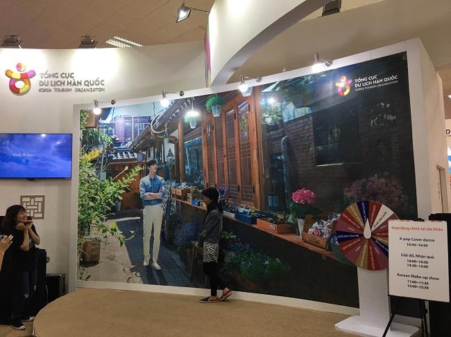 Những nét văn hóa hòa quyện tại hội chợ du lịch quốc tế Việt Nam 12