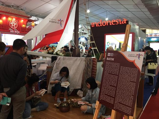 Những nét văn hóa hòa quyện tại hội chợ du lịch quốc tế Việt Nam 6