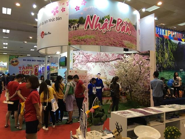Những nét văn hóa hòa quyện tại hội chợ du lịch quốc tế Việt Nam 10