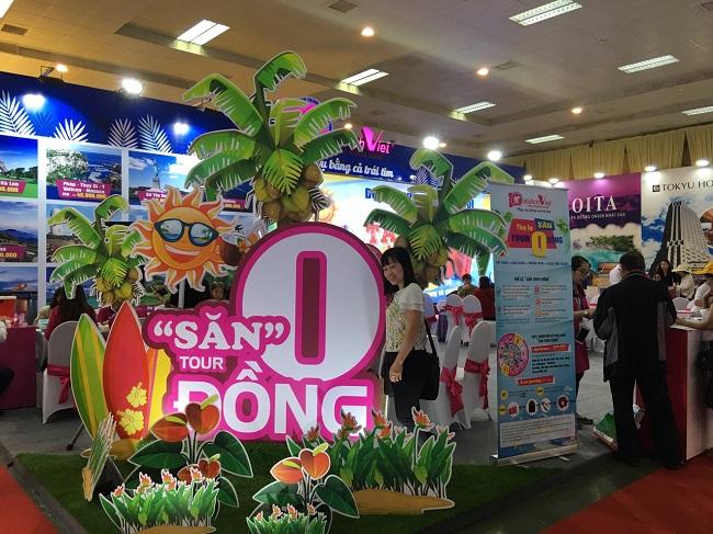 Những nét văn hóa hòa quyện tại hội chợ du lịch quốc tế Việt Nam 3