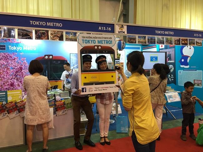 Những nét văn hóa hòa quyện tại hội chợ du lịch quốc tế Việt Nam 9