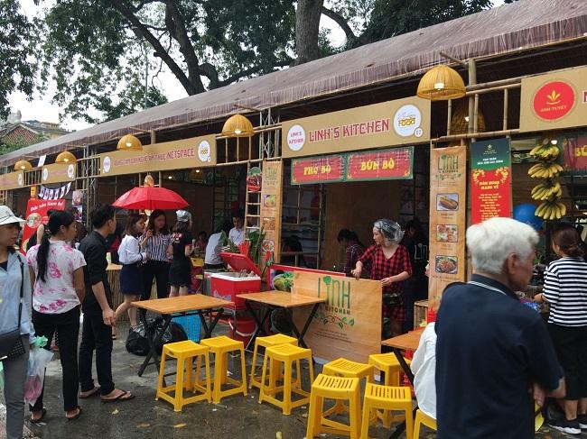 Những nét văn hóa hòa quyện tại hội chợ du lịch quốc tế Việt Nam 13