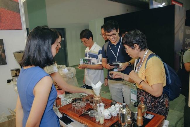'Trận chiến pha chế' tại Cafe Show Việt Nam 2018 11