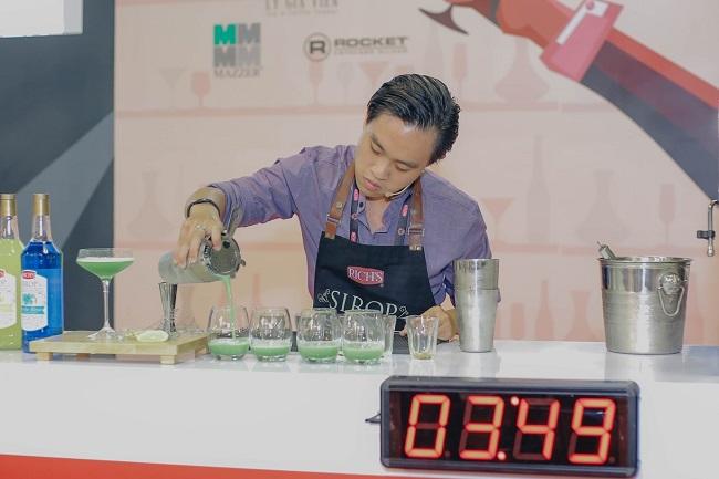 'Trận chiến pha chế' tại Cafe Show Việt Nam 2018 3