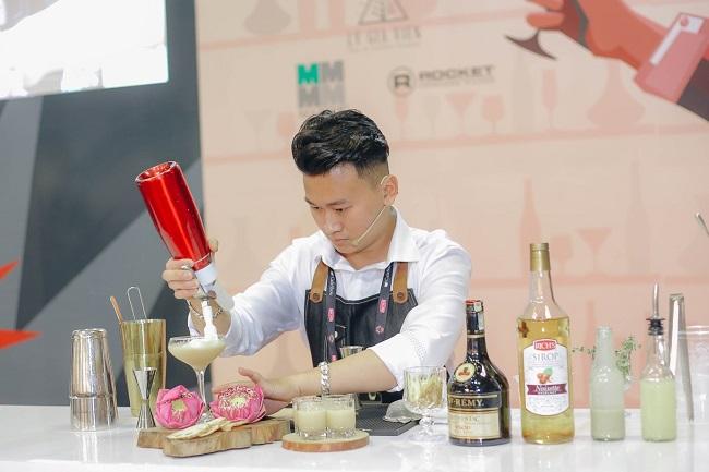 'Trận chiến pha chế' tại Cafe Show Việt Nam 2018 4