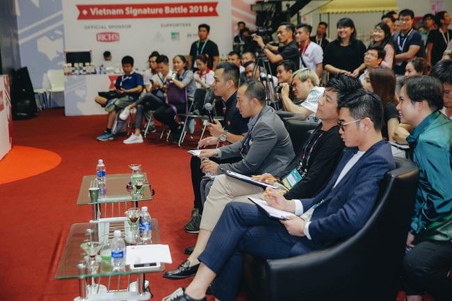 'Trận chiến pha chế' tại Cafe Show Việt Nam 2018 6