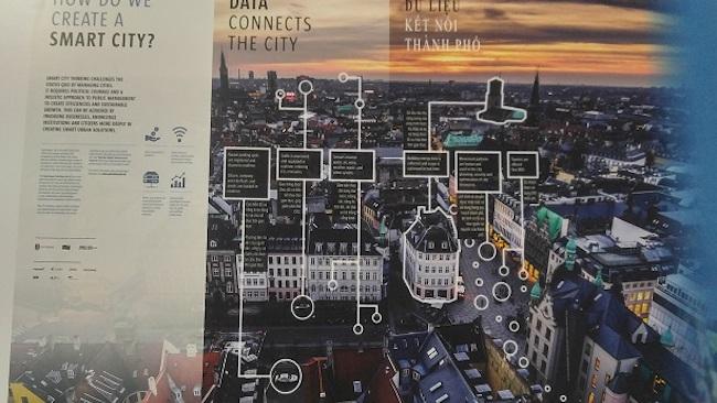 Đan Mạch chia sẻ cách xây dựng thành phố thông minh