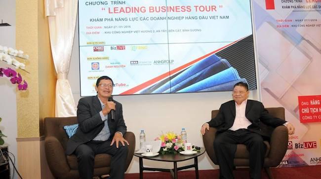 CEO Hàng Vay Chi: Chọn ngành vốn lớn để loại đối thủ