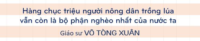 Giáo sư Võ Tòng Xuân: Tư duy và định hình lại cách thức phát triển Đồng bằng sông Cửu Long 4