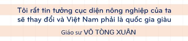 Giáo sư Võ Tòng Xuân: Tư duy và định hình lại cách thức phát triển Đồng bằng sông Cửu Long