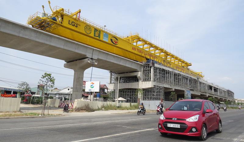 Đông Nam Á chạy đua xây tàu điện chống ùn tắc 3