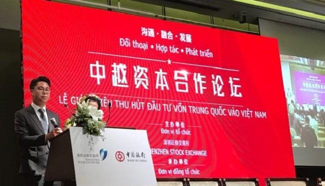 Sắp có dòng vốn lớn từ Trung Quốc đổ vào Việt Nam