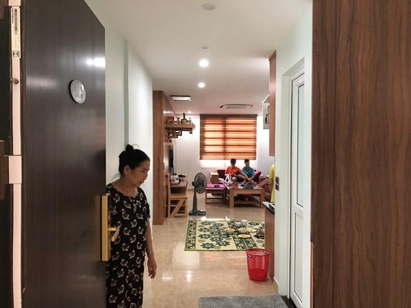 Yêu cầu dừng đưa dân vào ở chung cư Madarin Garden 2 của Tập đoàn Hòa Phát 1