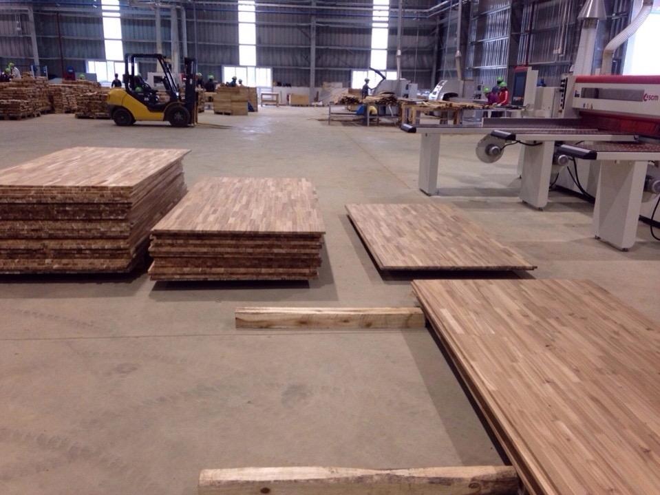 Tham vọng nửa tỷ đô của bà Thái Hương trong ngành gỗ 1