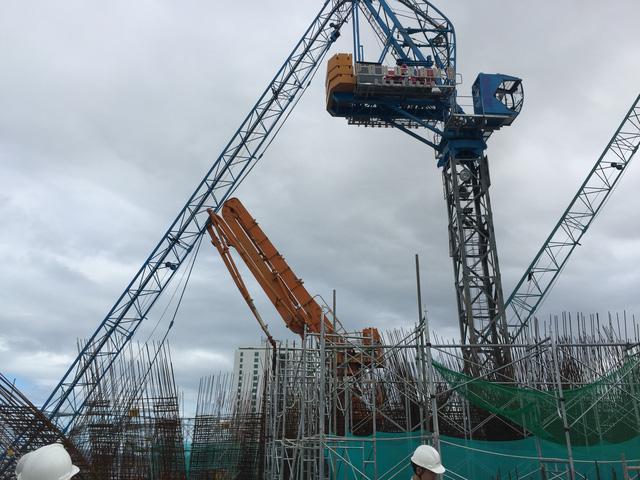 """""""Sóng gió"""" bất ngờ giữa nhà thầu Coteccons và chủ đầu tư dự án Panorama Nha Trang 1"""