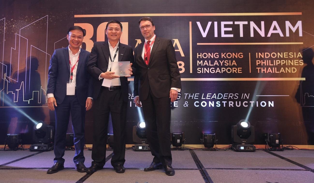 FLC nằm trong top 10 Chủ đầu tư Bất động sản hàng đầu Việt Nam năm 2018