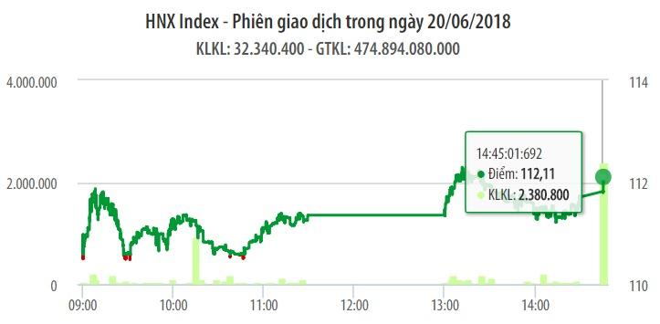 Chứng khoán ngày 20/6: Lực cầu suy yếu, khó vui khi VN-Index tăng gần 19 điểm 1