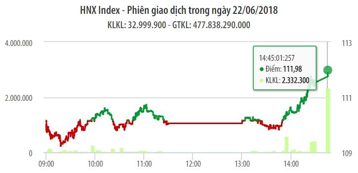Chứng khoán ngày 22/6: Nhiều mã lớn tăng giá trở lại, VN-Index lấy lại mốc 980 điểm 1