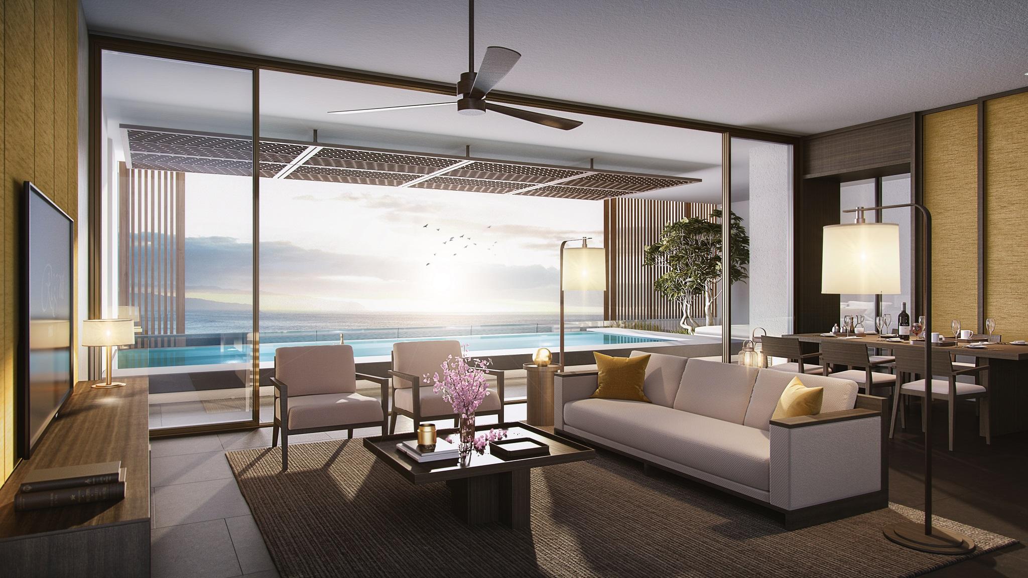 Sky Villas Regent Residences Phu Quoc 'ghi điểm' tuyệt đối với tầm nhìn triệu đô 1