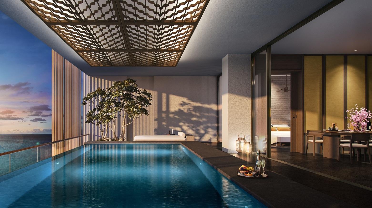 Sky Villas Regent Residences Phu Quoc 'ghi điểm' tuyệt đối với tầm nhìn triệu đô 2