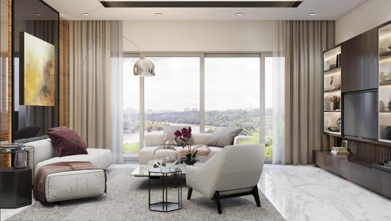 Jamona Sky Villas – Thiết kế đặc quyền của biệt thự trên không 1