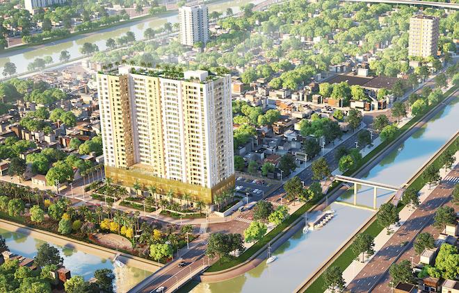 DRH đầu tư 780 tỷ đồng phát triển dự án căn hộ Aurora Residences