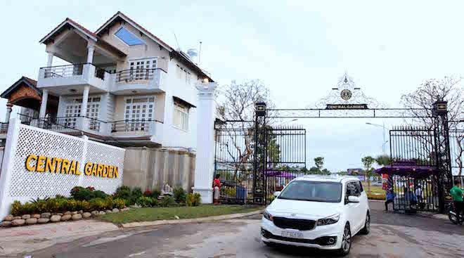 DRH quyết mua hai dự án bất động sản mới