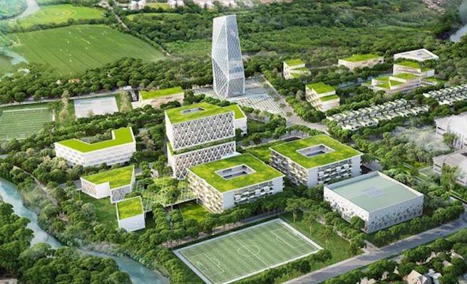 FPT xây dựng trường đại học và công viên phần mềm tại Cần Thơ