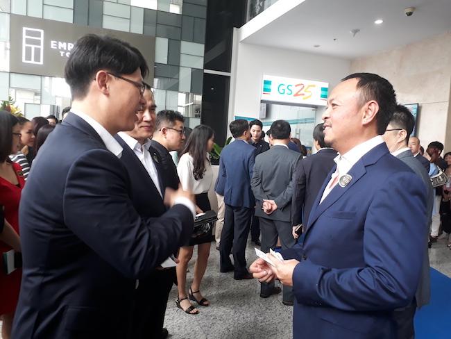 Chuỗi cửa hàng tiện lợi lớn nhất Hàn Quốc 'tấn công' thị trường Việt Nam 1