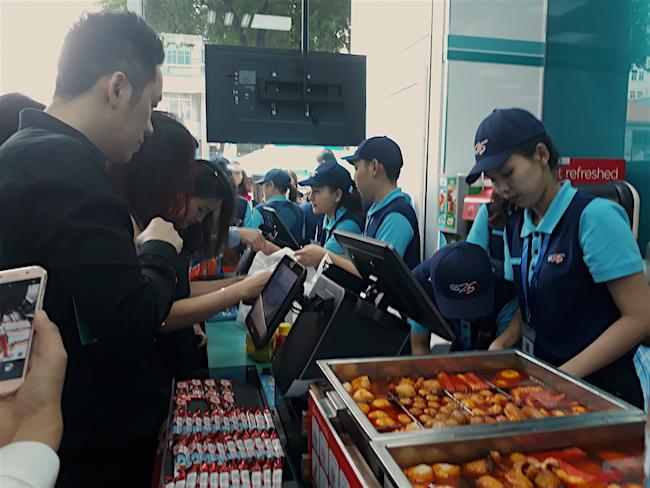 Chuỗi cửa hàng tiện lợi lớn nhất Hàn Quốc 'tấn công' thị trường Việt Nam