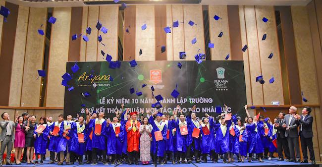 Furama Resort Đà Nẵng ký thoả thuận đào tạo với Trường Cao đẳng nghề Việt - Úc