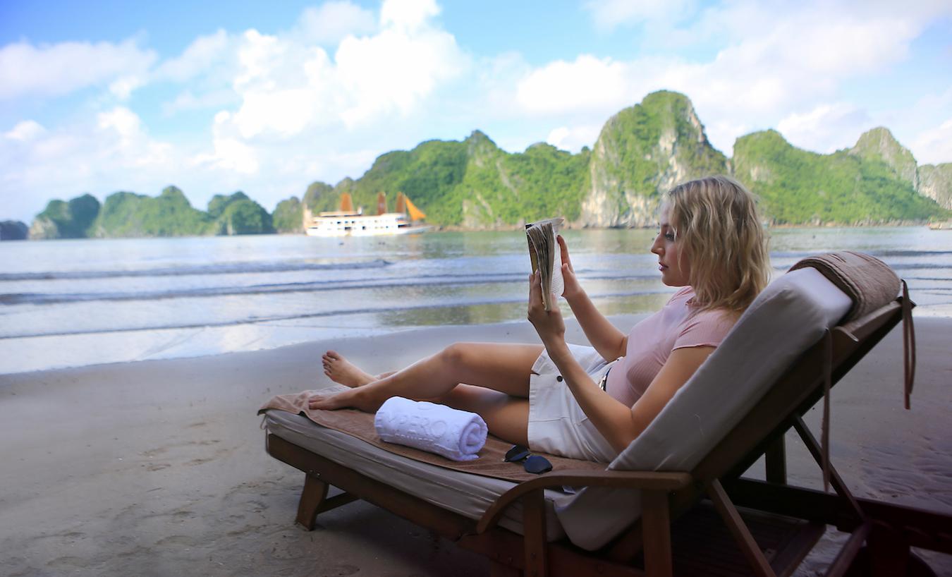 Nhà sáng lập Luxury Travel Phạm Hà: Chọn ngõ nhỏ vào nhà sang 2