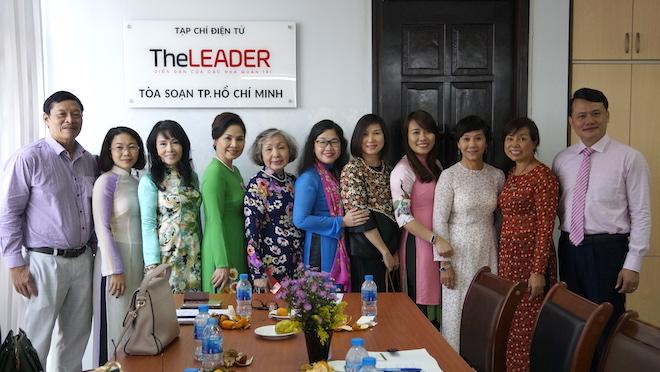 Sức mạnh mềm trong kỹ năng lãnh đạo của doanh nhân nữ 2