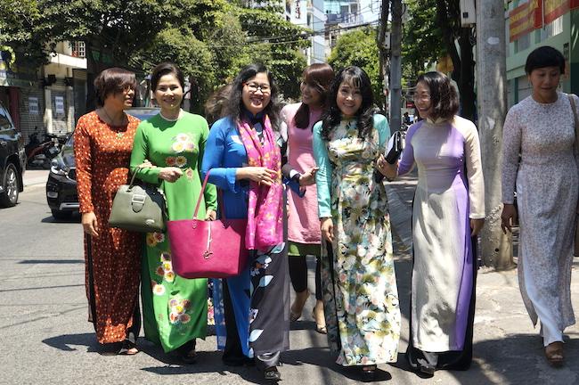 Sức mạnh mềm trong kỹ năng lãnh đạo của doanh nhân nữ