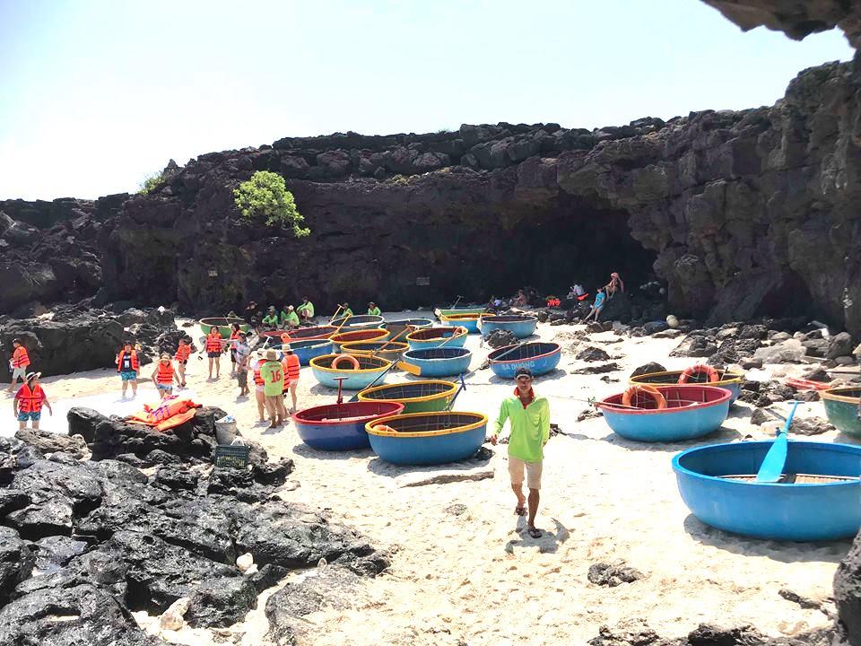 Ngất ngây với vẻ đẹp hoang sơ của đảo Lý Sơn trước khi tập đoàn FLC đổ bộ 8