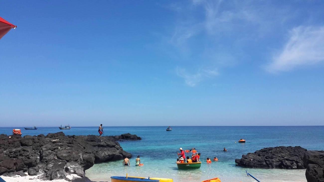 Ngất ngây với vẻ đẹp hoang sơ của đảo Lý Sơn trước khi tập đoàn FLC đổ bộ 5