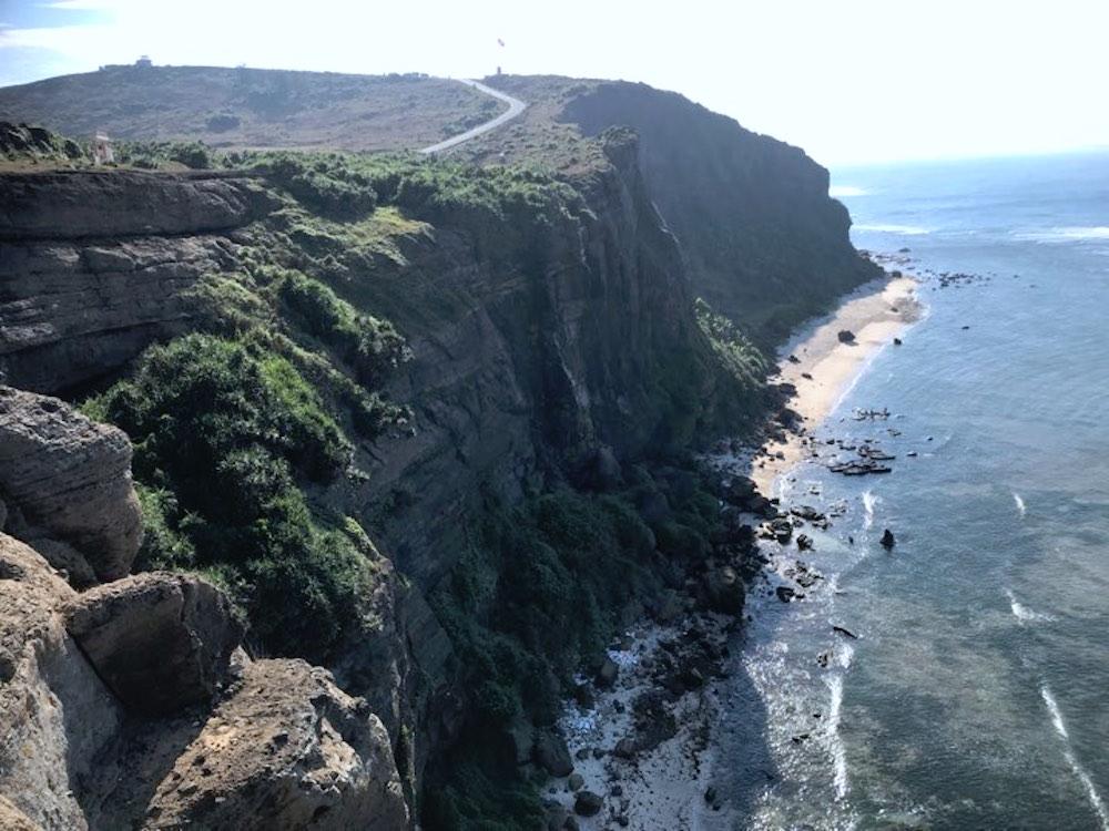 Ngất ngây với vẻ đẹp hoang sơ của đảo Lý Sơn trước khi tập đoàn FLC đổ bộ 2