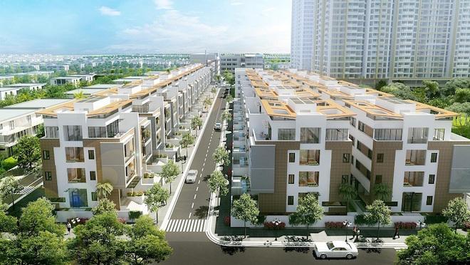 Hé lộ Shop villa phong cách Milan giữa trung tâm Hà Nội 1
