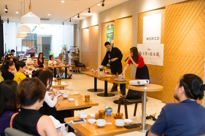 Truyền nhân 6 đời dòng họ Nhật Bản trình diễn nghệ thuật thưởng trà 'nghìn đô' tại TP. HCM 2