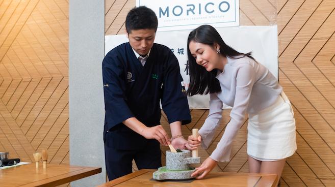 Truyền nhân 6 đời dòng họ Nhật Bản trình diễn nghệ thuật thưởng trà 'nghìn đô' tại TP. HCM 1