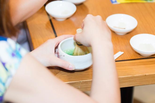 Truyền nhân 6 đời dòng họ Nhật Bản trình diễn nghệ thuật thưởng trà 'nghìn đô' tại TP. HCM 3