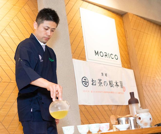 Truyền nhân 6 đời dòng họ Nhật Bản trình diễn nghệ thuật thưởng trà 'nghìn đô' tại TP. HCM