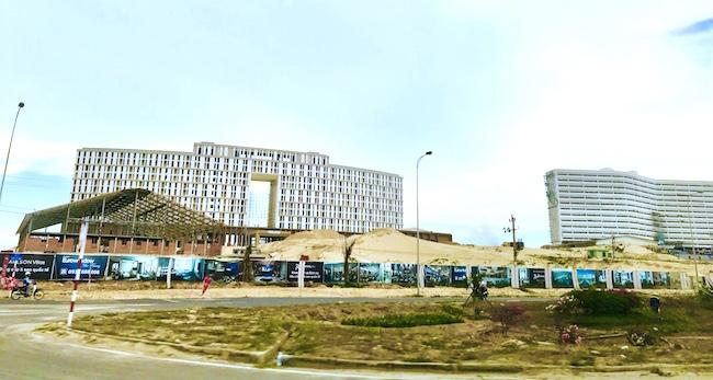 Ba ngòi nổ của bất động sản Cam Ranh 1