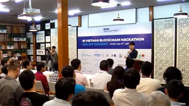 Khởi động cuộc thi về blockchain đầu tiên tại Việt Nam
