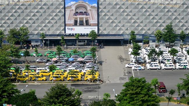 Từ 1/12, tăng giá vé giữ xe trong sân bay Tân Sơn Nhất