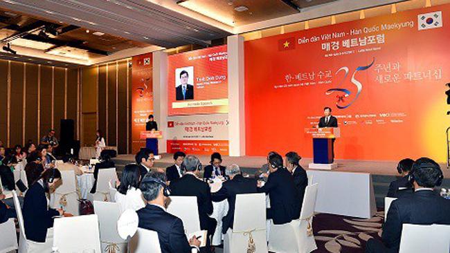 Việt Nam là nước nhận viện trợ ODA lớn nhất của Hàn Quốc