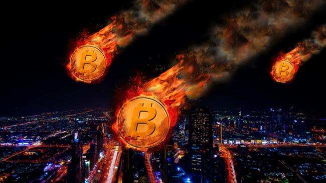Thế giới tiền ảo chao đảo, bốc hơi 50 tỷ USD trong 1 giờ vừa qua