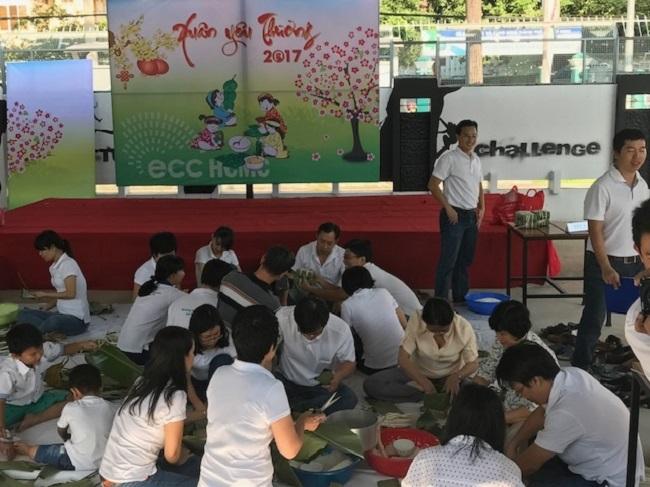 Ông Huỳnh Kim Tước: Tết nên là dịp để bồi đắp văn hóa doanh nghiệp