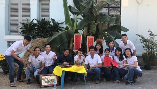 Ông Huỳnh Kim Tước: Tết nên là dịp để bồi đắp văn hóa doanh nghiệp 1
