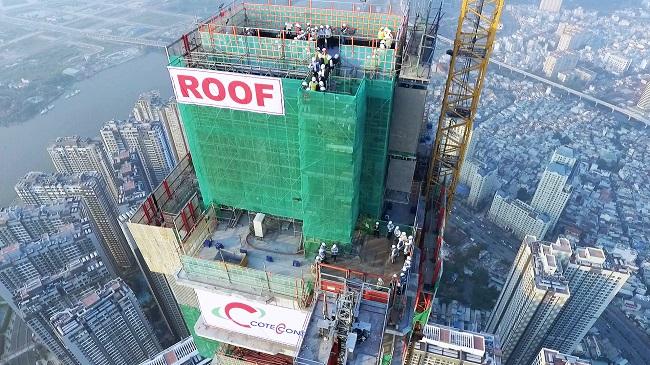 Tòa nhà cao nhất Việt Nam  1